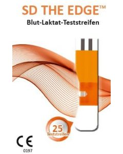 SD THE EDGE™ Blut-Laktat Teststreifen