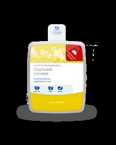 Urintest Glyphosat Laboranalyse