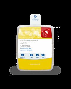 Urintest Jodid - Labordiagnostik Mikronährstoffe Jod im Urin