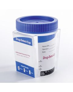 Drug-Detect Cup Multi 5 hygienic quick test for 5 common types of drugs