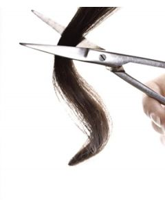 Análisis de laboratorio del cabello - Prueba del folículo piloso Forensis
