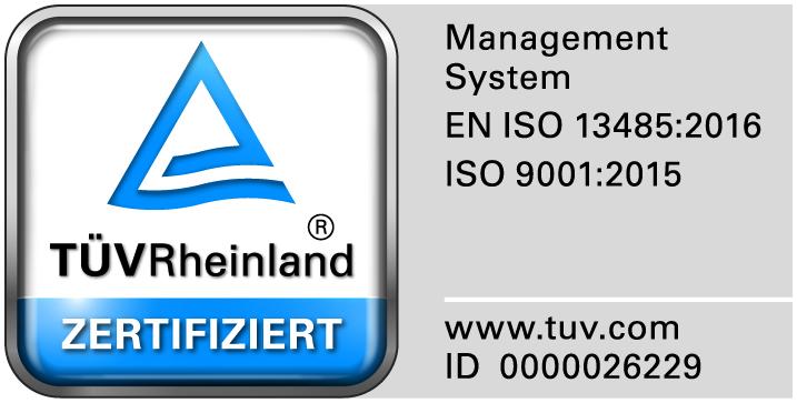 Tuev certified